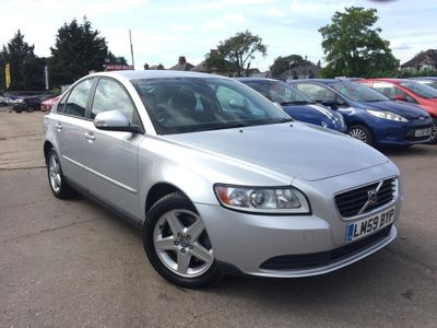 VOLVO S40 Saloon 2.0 TD S Powershift 4dr