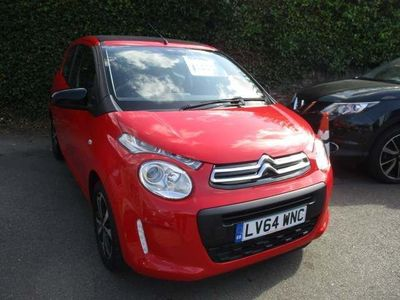 CITROEN C1 Convertible 1.0 VTi Feel Airscape 3dr