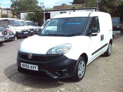 FIAT DOBLO Other 1.3 MultiJetII L1H1 4dr