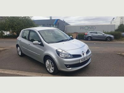 RENAULT CLIO Hatchback 1.5 dCi Initiale 5dr