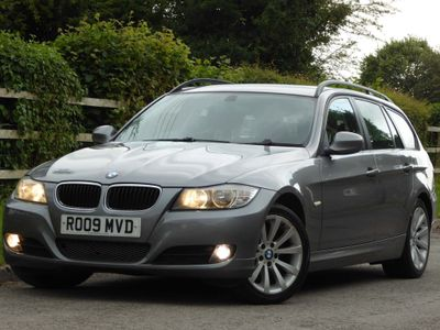 BMW 3 SERIES Estate 2.0 318d SE Touring 5dr