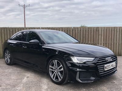 AUDI A6 SALOON Saloon 3.0 TDI V6 50 S line Tiptronic quattro (s/s) 4dr