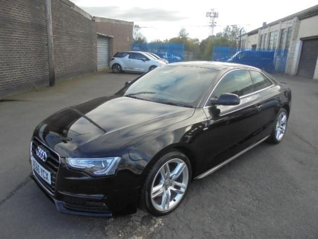 AUDI A5 Coupe 2.0 TDI S line (s/s) 2dr