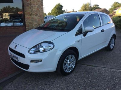 FIAT PUNTO Hatchback 1.2 8V Pop + 3dr