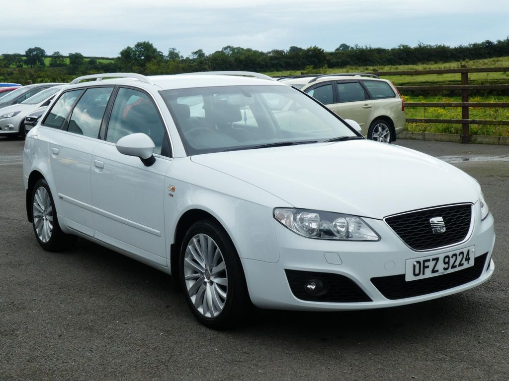 SEAT EXEO Estate 2.0 TDI SE (Tech Pack) Multitronic 5dr