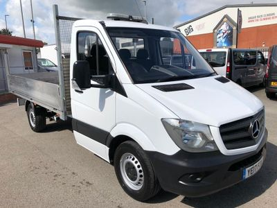 MERCEDES-BENZ SPRINTER Dropside 2.1 CDI 316 7G-Tronic 2dr