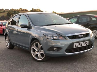 FORD FOCUS Estate 2.0 TDCi DPF Titanium Powershift 5dr