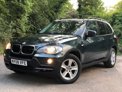 BMW X5 SUV {Edition unlisted}