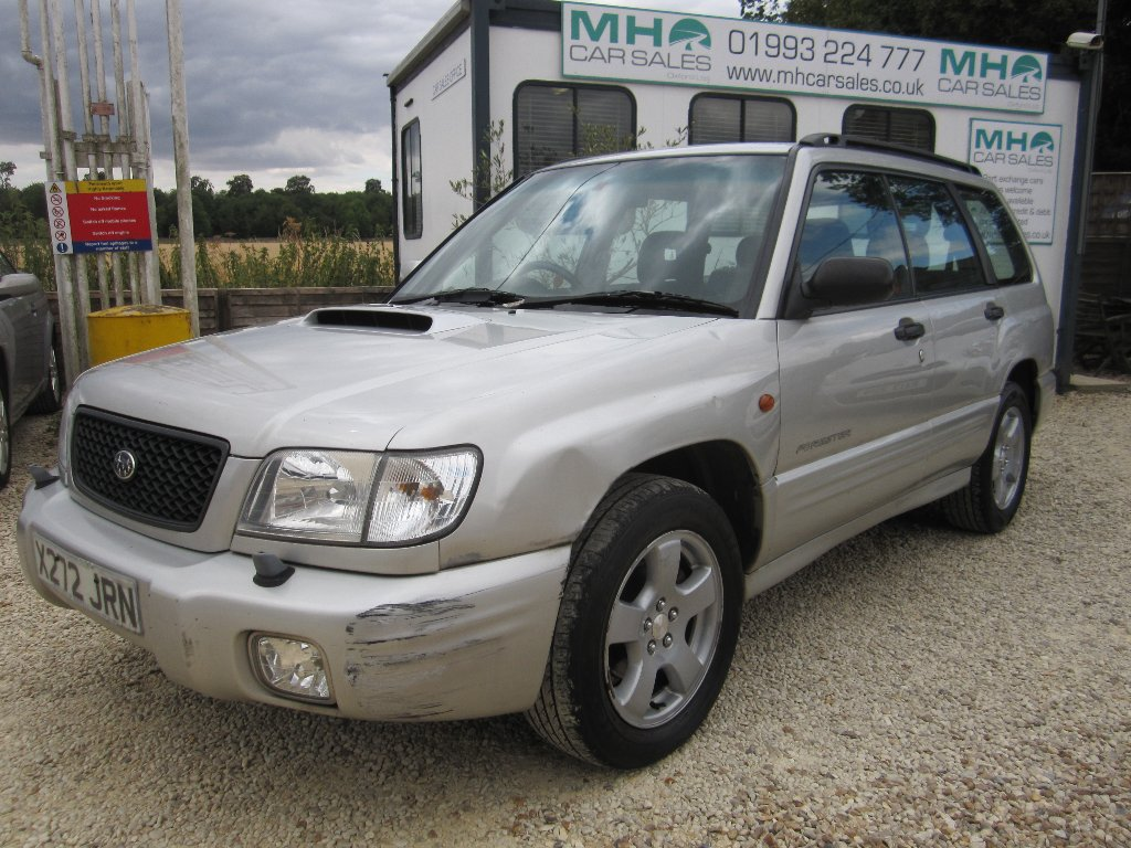 SUBARU FORESTER SUV 2.0 Turbo S 5dr