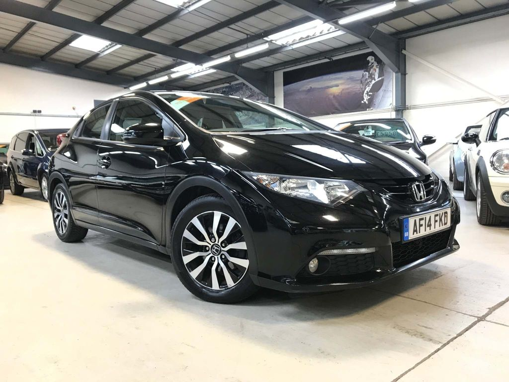 HONDA CIVIC Hatchback 1.6 i-DTEC SE Plus-T 5dr