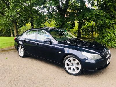 BMW 5 SERIES Saloon 4.4 545i SE 4dr