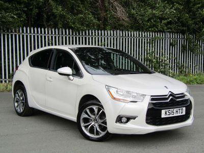 CITROEN DS4 Hatchback 1.2 PureTech DStyle (Techno Pack) 5dr