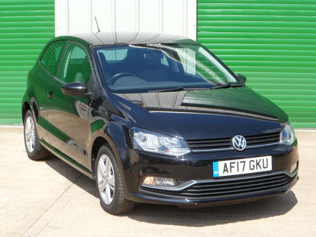 VOLKSWAGEN POLO Hatchback 1.0 BlueMotion Tech Match Edition (s/s) 3dr