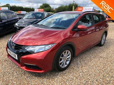 HONDA CIVIC Estate 1.8 S Tourer 5dr (DAB/Premium Audio/Bluetooth)