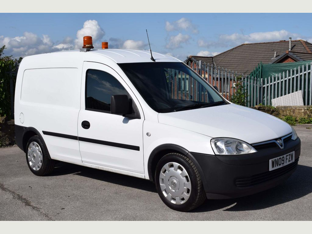 VAUXHALL COMBO Other 1.3 CDTi 16v 2000 Panel Van 3dr
