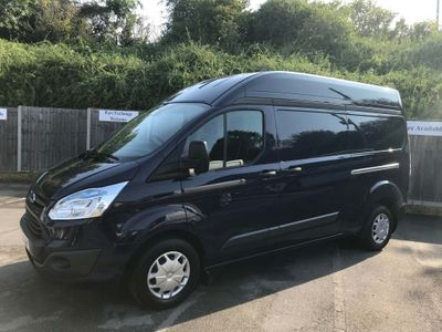 FORD TRANSIT CUSTOM Other 2.2 TDCi 310 L2H2 Trend Panel Van 5dr