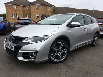 HONDA CIVIC Estate 1.6 i-DTEC SR Tourer (s/s) 5dr