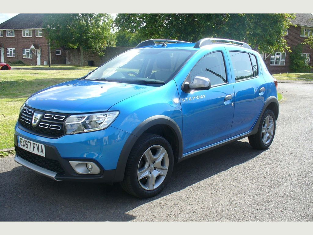 DACIA SANDERO STEPWAY Hatchback 0.9 TCe Ambiance (s/s) 5dr