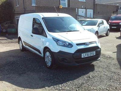 FORD TRANSIT CONNECT Panel Van 1.6 TDCi ECOnetic L2 210 Panel Van 4dr
