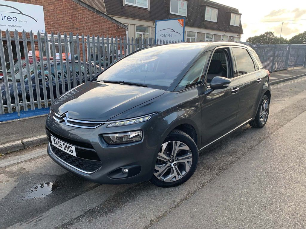 CITROEN C4 PICASSO MPV 1.6 BlueHDi Exclusive+ EAT6 (s/s) 5dr