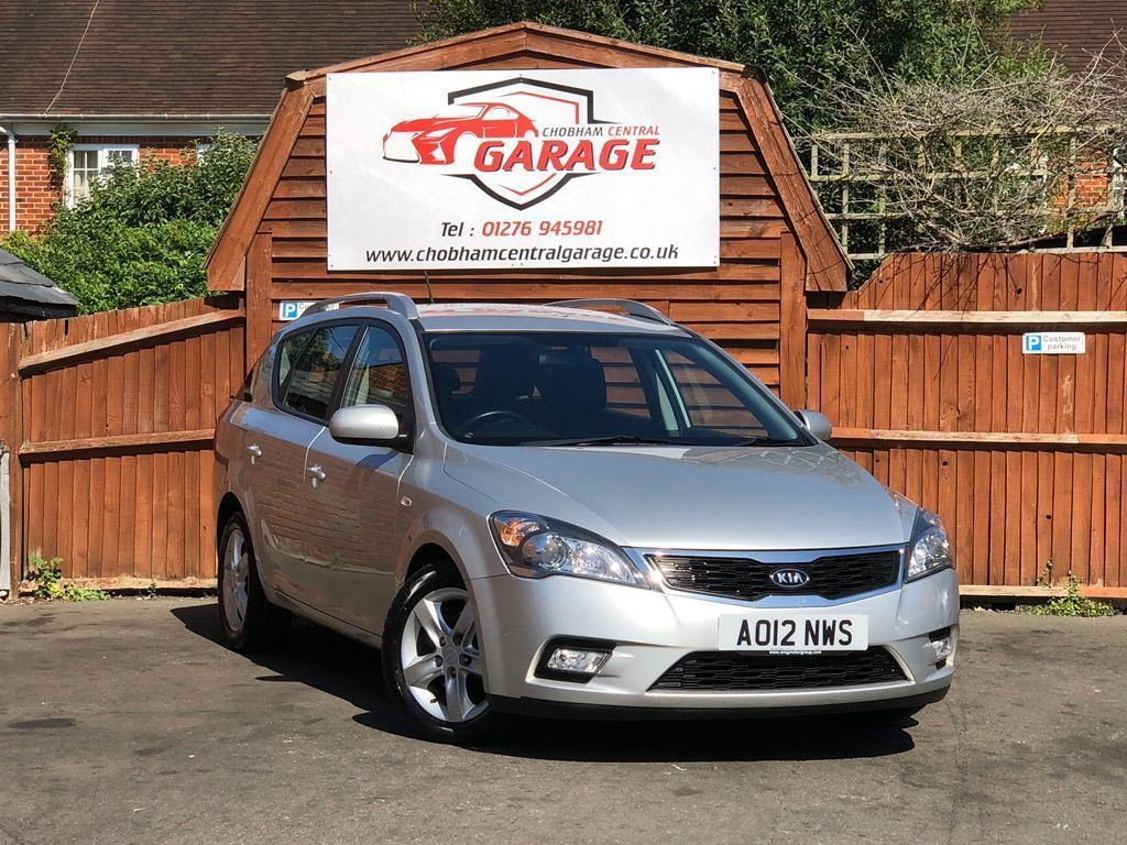 KIA CEED Estate 1.6 CRDi 2 5dr