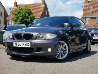 BMW 1 SERIES Hatchback 2.0 120i M Sport 3dr