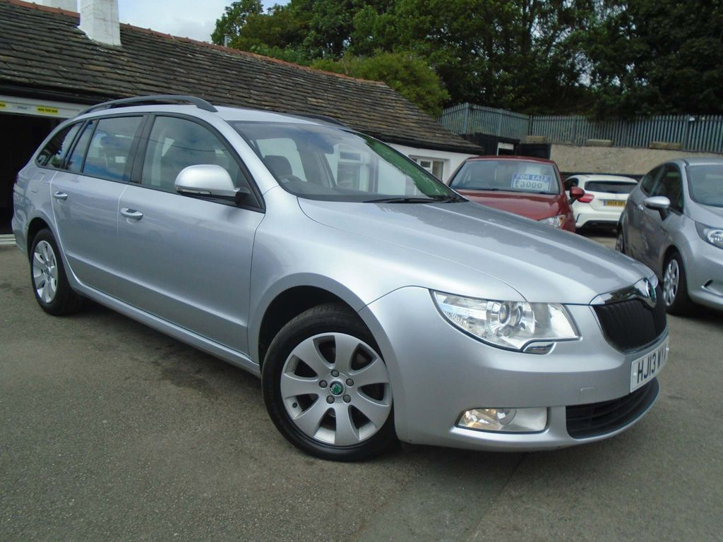 SKODA SUPERB Estate 1.6 TDI S 5dr