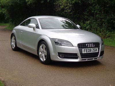 AUDI TT Coupe 2.0 Exclusive Line 3dr