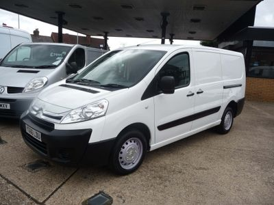 CITROEN DISPATCH Other 2.0 HDi 1200 L2H1 Enterprise Panel Van 5dr