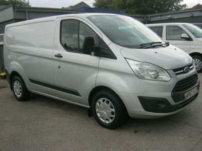FORD TRANSIT CUSTOM Panel Van 290 2.0 TDCi 105PS SWB TREND *AIR/CON