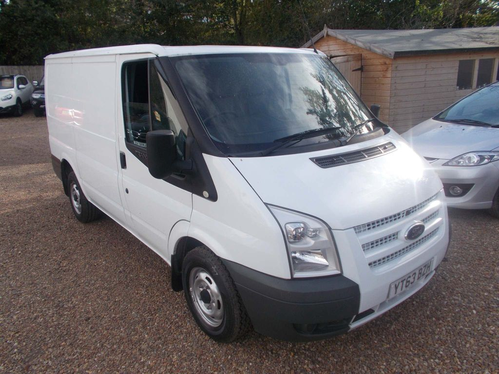 FORD TRANSIT Panel Van 2200