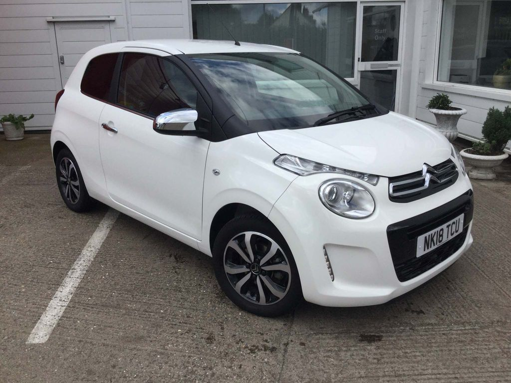 CITROEN C1 Hatchback 1.0 VTi Flair 3dr