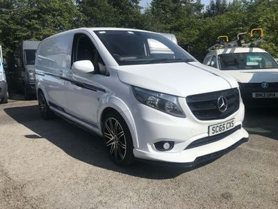 MERCEDES-BENZ VITO Other 1.6 109CDI Compact Panel Van 6dr