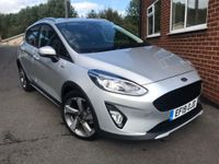 FORD FIESTA Hatchback 1.0T EcoBoost Active 1 Auto (s/s) 5dr