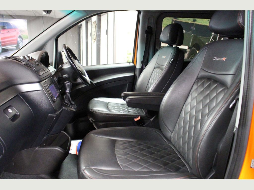 Used Mercedes-benz Vito Other 3 0 122cdi Dualiner Sport X