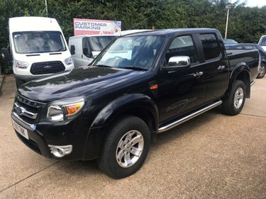 Used Ford Ranger Vans For Sale In Tadley Hampshire Allens Of