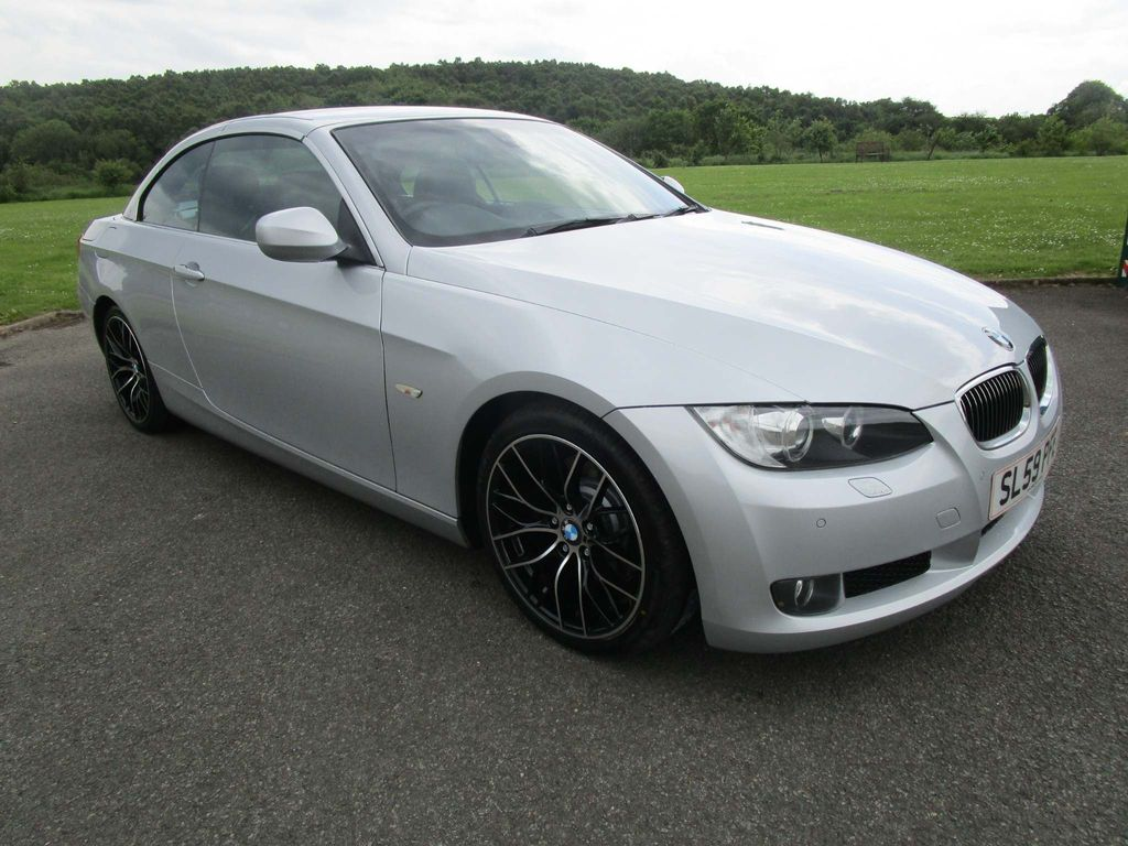 BMW 3 SERIES Convertible 3.0 325d SE 2dr