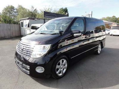 NISSAN ELGRAND MPV HIGHWAY STAR SUNROOFS FRESH IMPORT