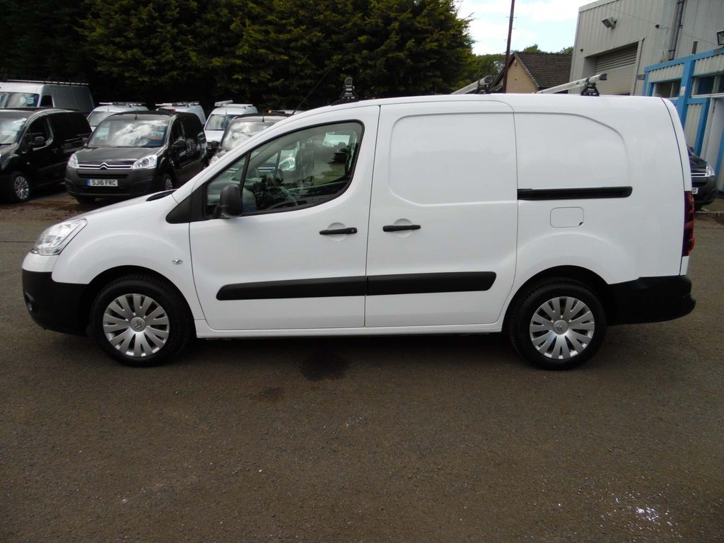 CITROEN BERLINGO Panel Van 1.6 e-HDi L2 750 LX Panel Van 6dr