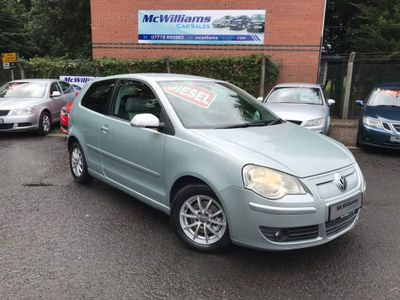 VOLKSWAGEN POLO Hatchback 1.4 TDI BlueMotion Tech 2 3dr