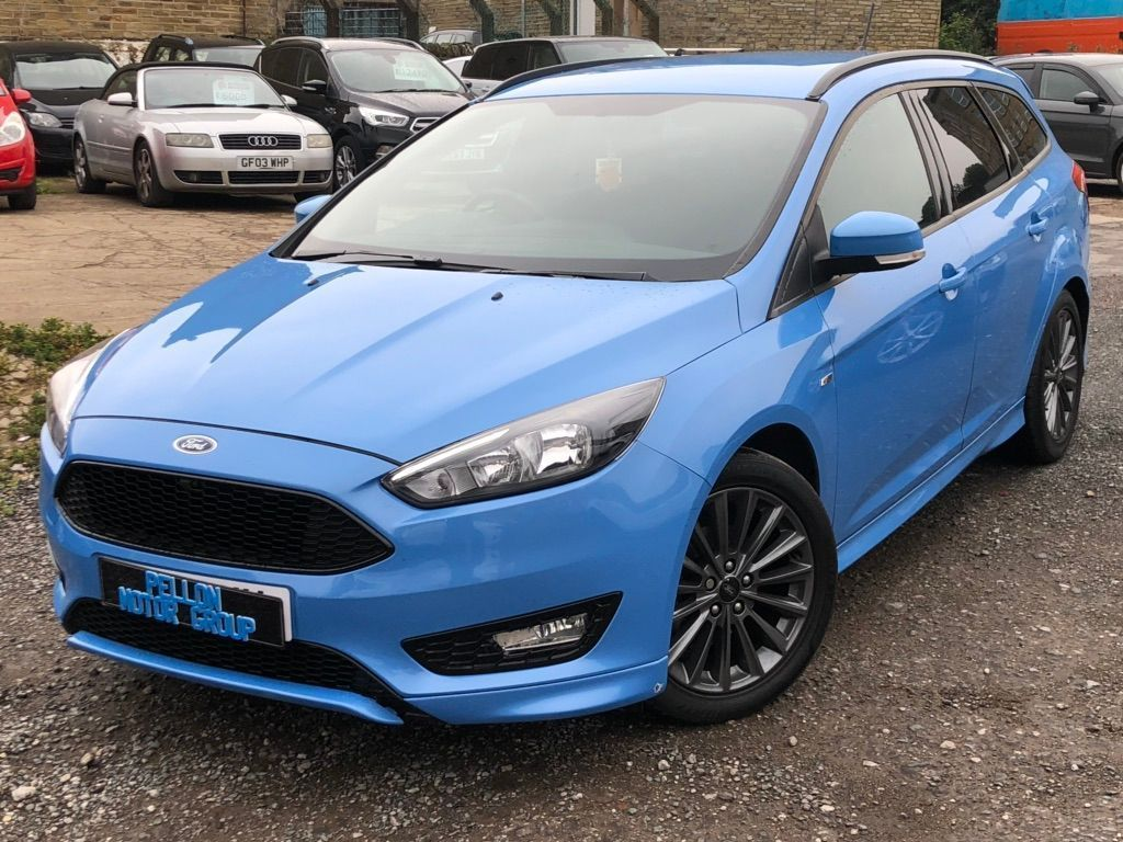 Used Ford Focus Estate 1 0 T Ecoboost St Line S S 5dr In Halifax