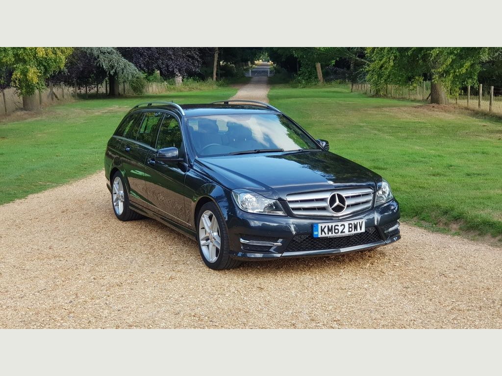 MERCEDES-BENZ C CLASS Estate 1.6 C180 AMG Sport 7G-Tronic Plus 5dr