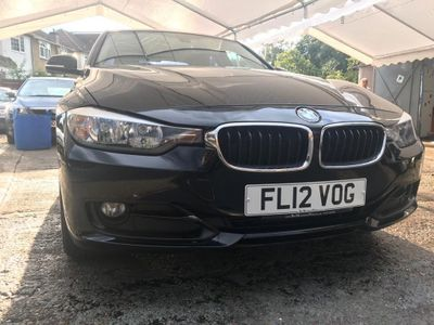 BMW 3 SERIES Saloon 2.0 320d Sport 4dr