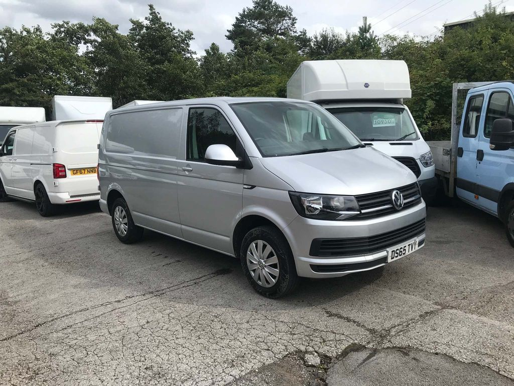 VOLKSWAGEN TRANSPORTER Other 2.0 TDI BlueMotion Tech T28 Trendline Panel Van 5dr (LWB)