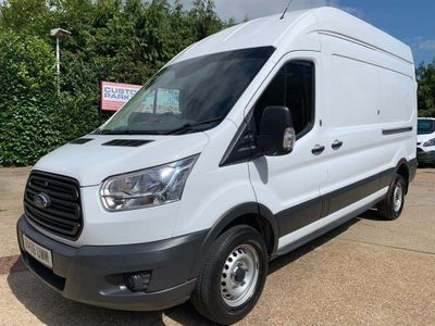FORD TRANSIT Panel Van 2.2 TDCi 350 L3H3 Panel Van 4dr