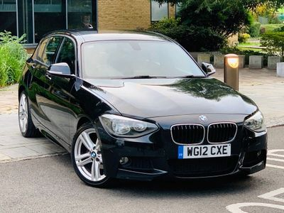 BMW 1 SERIES Hatchback 1.6 118i M Sport Sports Hatch 5dr