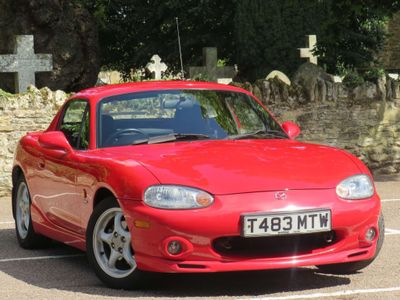 MAZDA MX-5 Convertible 1.8 Sport Limited Edition 2dr