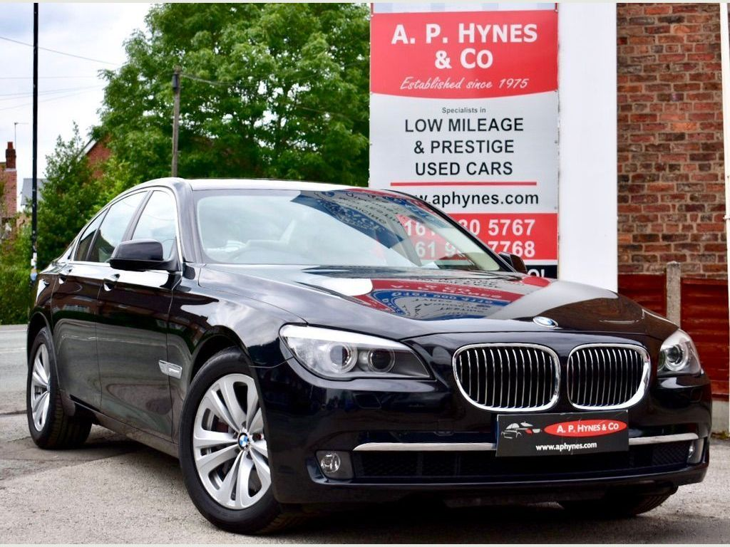 BMW 7 SERIES Saloon 3.0 740i 4dr