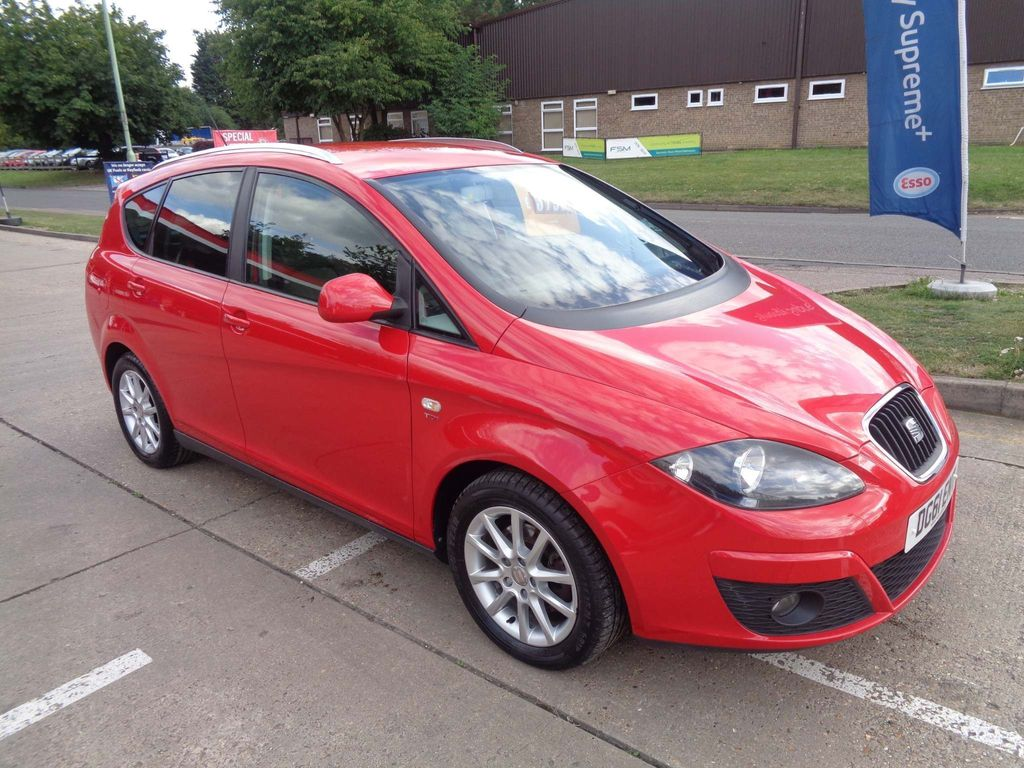 SEAT ALTEA XL MPV 2.0 TDI CR SE 5dr
