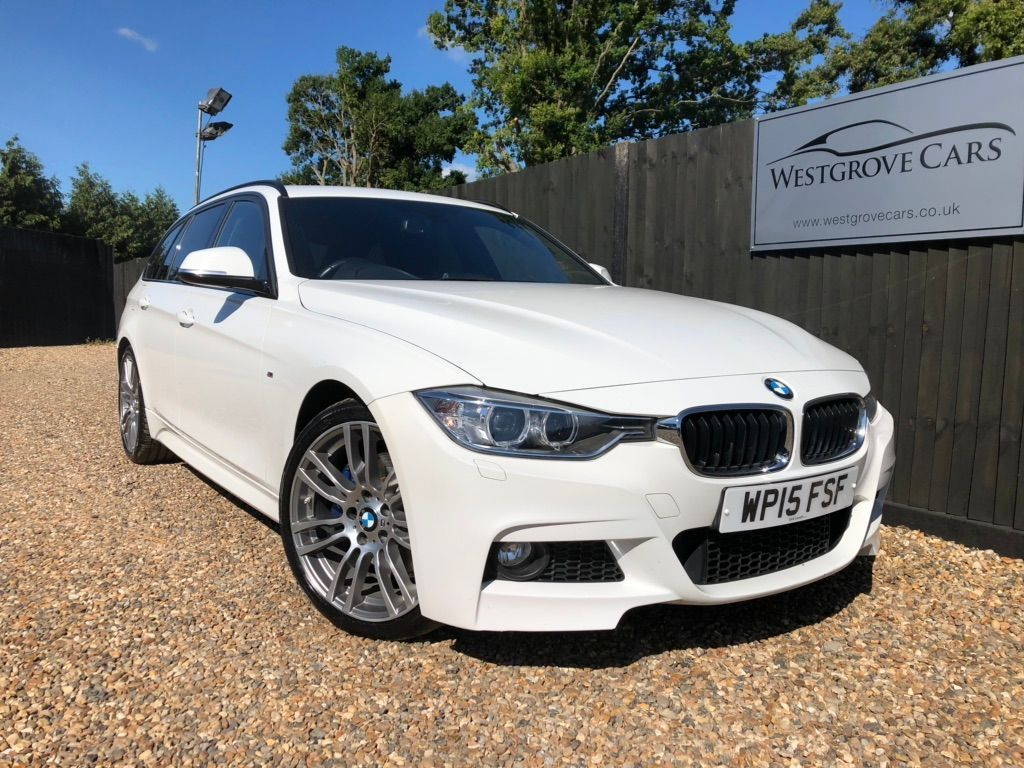 Used Bmw 3 Series Estate 2 0 320d M Sport Touring S S 5dr